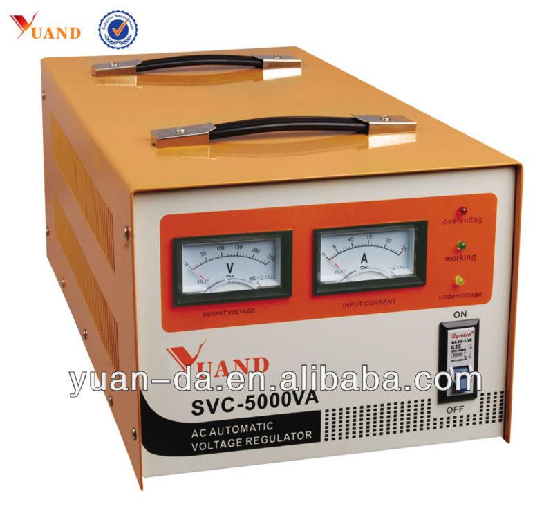 Servo Motor Avr Type Computer Power Stabilizer