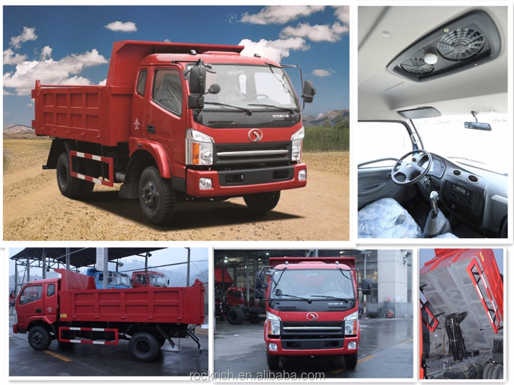 china brand new diesel 5 ton 4x2 drive small dump truck for sale in dubai buy 5 ton dump truck. Black Bedroom Furniture Sets. Home Design Ideas