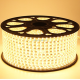 200m 180 degrees 18w 120v led strip light