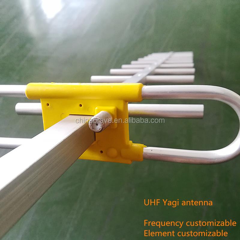 China factory- outdoor directional 12DBI 450mhz -862mhz yagi antenna