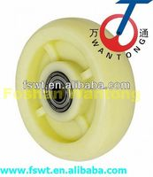 Heavy Duty Active Nylon Durable brass chair casters For Industrial Hardware
