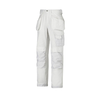 Factory customize dust-proof cheap painter white pants