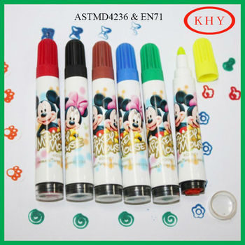 Roller Stamp Markers For School Kids