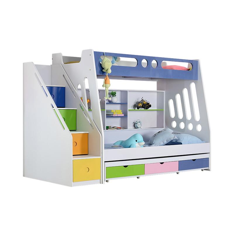 Venta al por mayor camas literas para tres compre online - Precios de literas para ninos ...