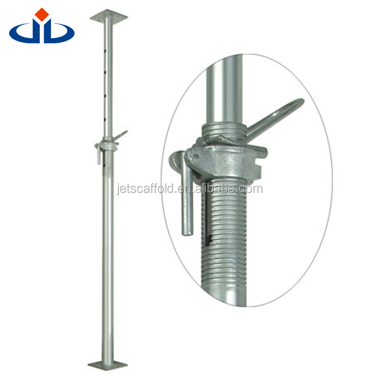 Hot New Releases Strong Loading Capacity Adjustable Steel Prop Telescopic Scaffold Best Price Formwork Props