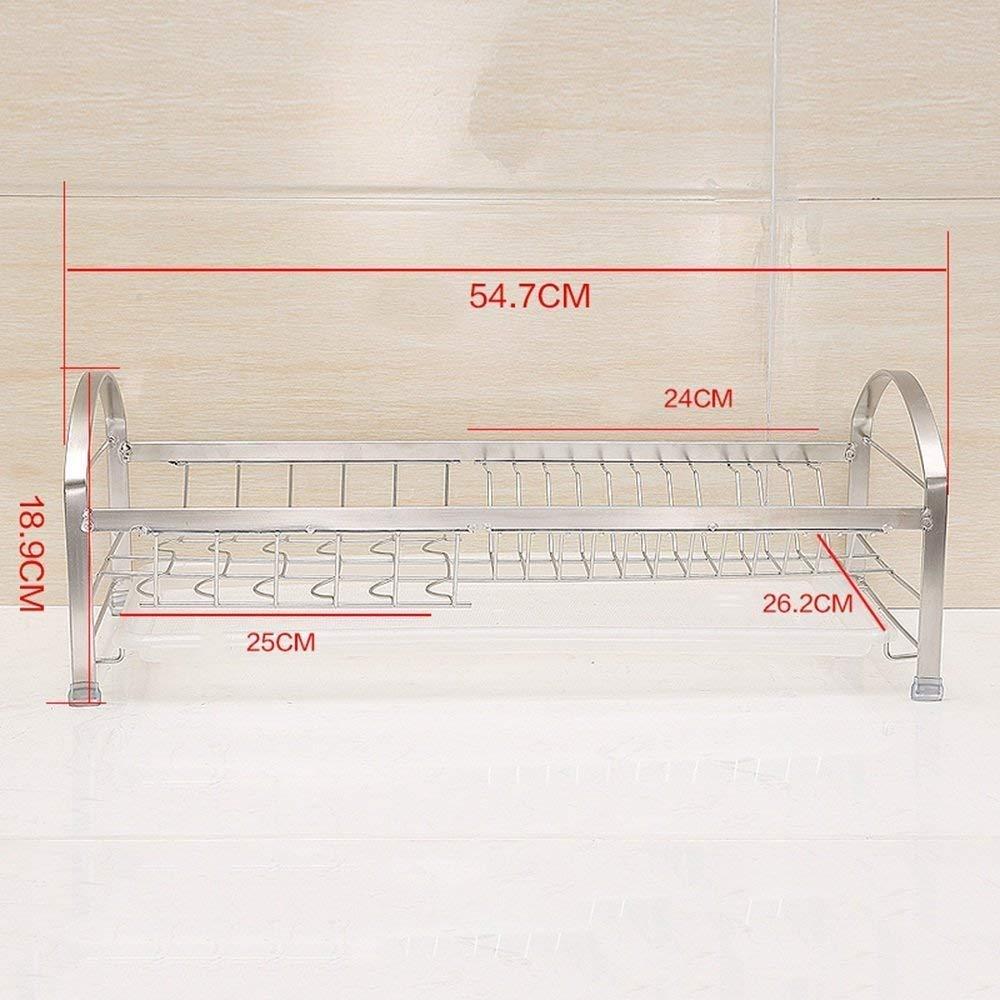 DEE Storage Rack 304 Stainless Steel Single - Layer Racks Racks Racks Racks Racks Racks Racks Kitchen Racks