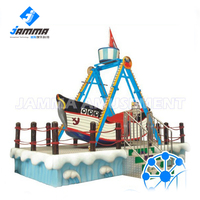 Newest amusement park ride indoor beautiful kid mini Pirate ship,small Pirate ship kiddie Pirate ship for sale