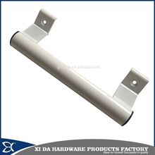 Custom stainless steel glass door handle with high quality from china supplier