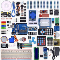 UNO R3 Project Complete Starter Kit with Lesson CD ,UNO R3, Jumper Wire