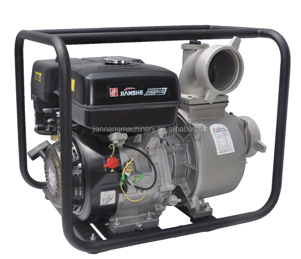 12v 4inch high suction water pump 100m head