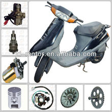 TACT AF24 motorcycle parts
