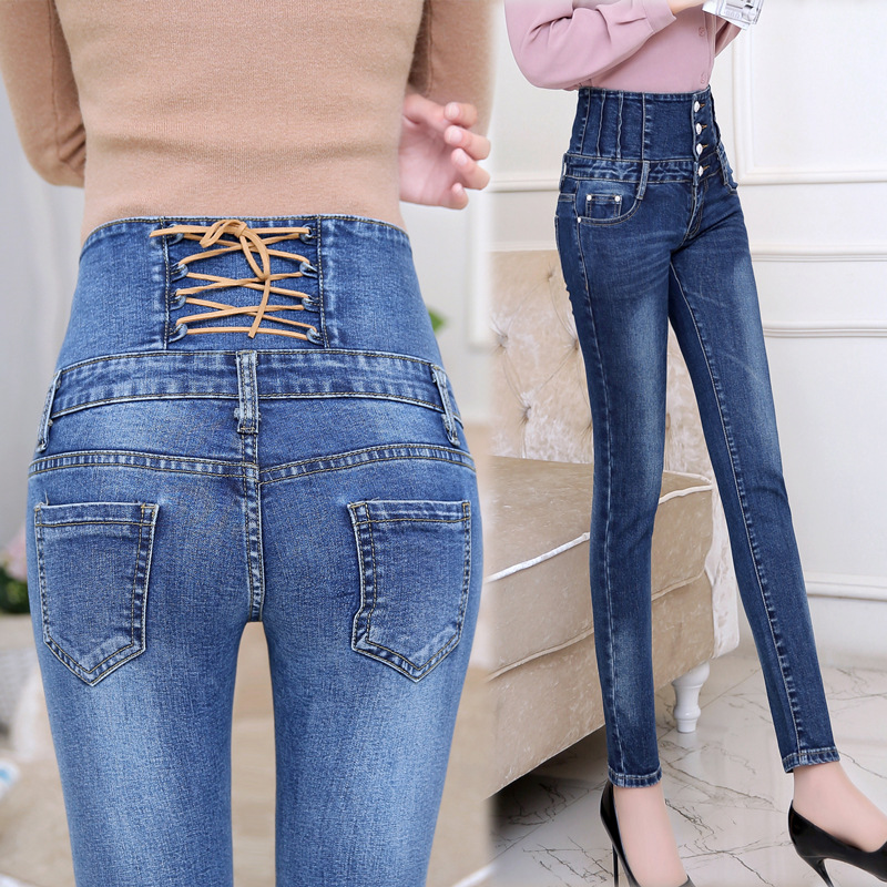 You'll find high-waisted denim shorts with distressed details around the legs, sporty high-waisted shorts that are perfect for wearing to the gym and satin high-waisted shorts for those casual nights in with bae.