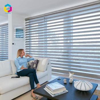 dooya motor roller up shangri la window blinds for home decor items