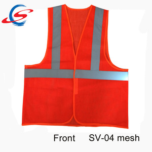 children safety clothes High visibility children kids safety vest