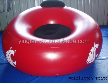 2017 New style round sofa furniture inflatable shape sports sofa /inflatable round sofa chair/inflatable chair