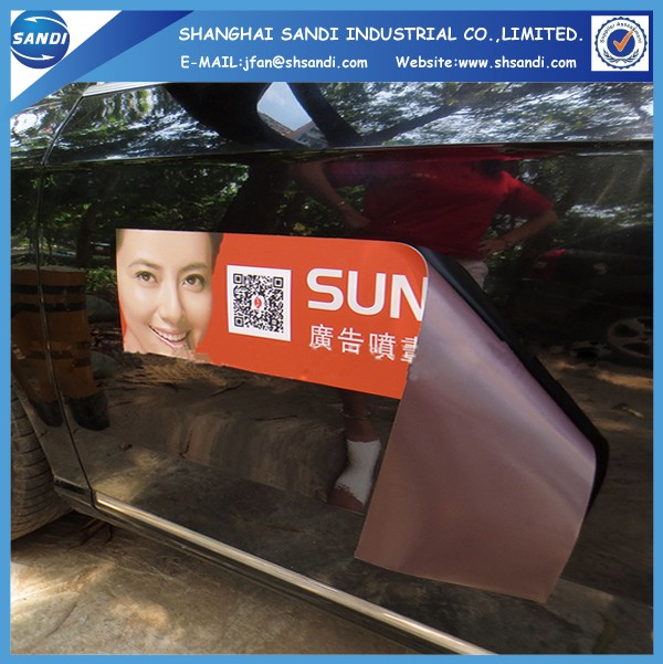 Advertising customized car magnet