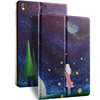 Eco-friendly Pattern printing Smart ultra slim silk texture flip stand cover for ipad mini 1/2/3 case Hot selling 8 inch