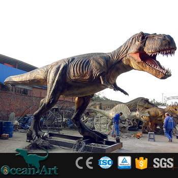 Oav 8135 Life-size Robotic T-rex The Good Dinosaur King Sex - Buy ...
