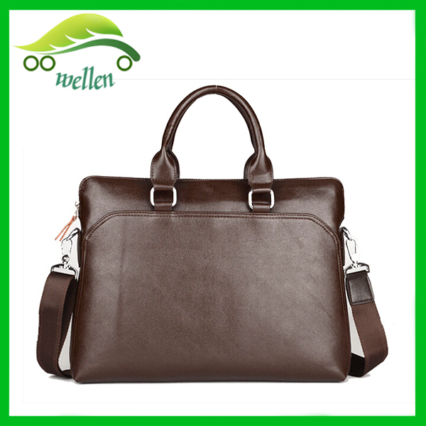 moderne Draagtas Tassen Buy prachtige Business Aktetas Laptop Bag Groothandel Heren Bag zakelijke Lederen Messenger Mode eIWED9YH2