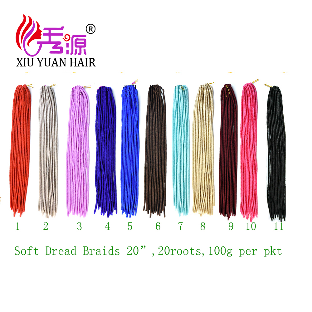 Freetress synthetic hair,soft dread braids pictures,Faux Locs Hair Extension