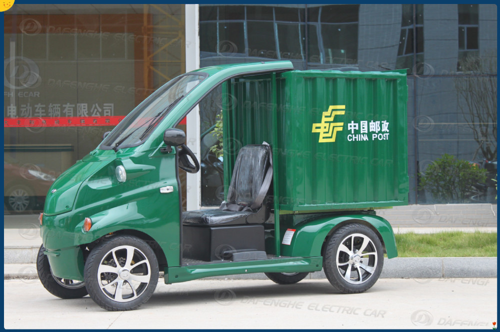 Factory Direct New Style Mini Electric Delivery Truck
