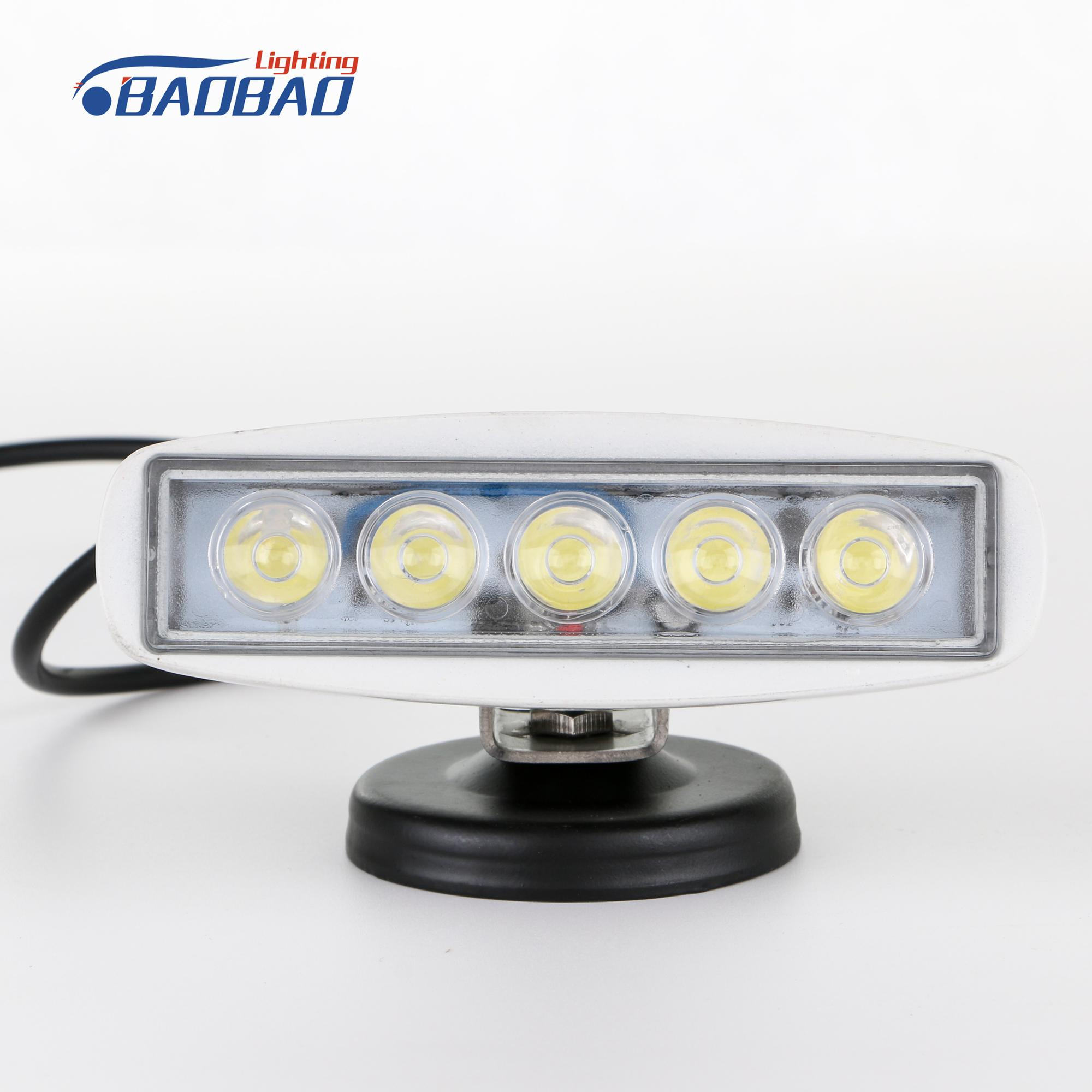 15W 12V Tractor Truck SUV Off road Cars LED Work Light