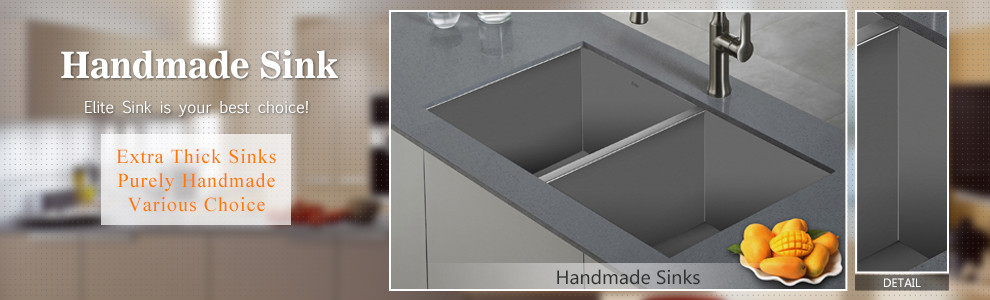 Commercial stainless steel kitchen sink made in Vietnam sink