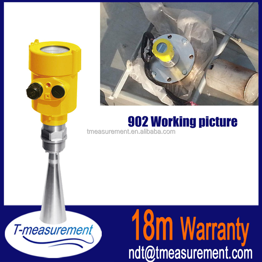 High frequency Radar Fuel Level Sensor Level Transmitter Price