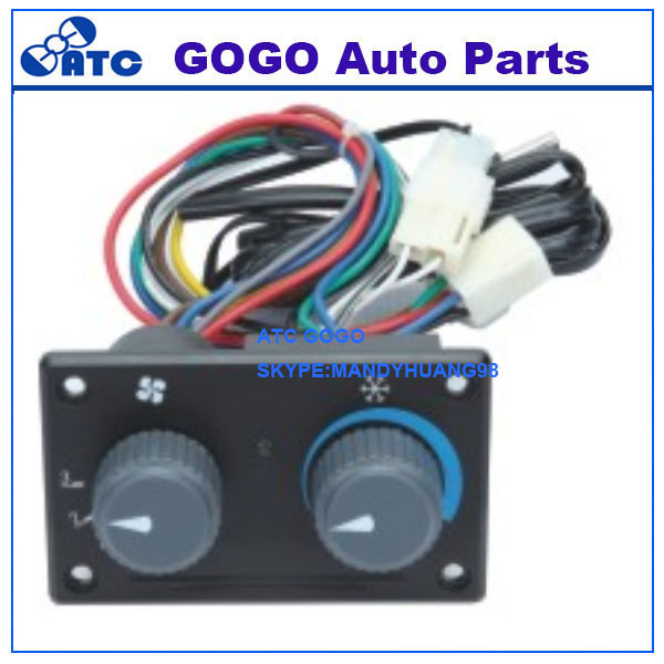 A/c & Heater Controls High Quality Air Ac Heater Panel Climate Control Switch For Peugeot 206 207 307 C2 Citroen Picasso 9624675377 X666633h