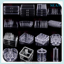 2016 Hot Sale Factory Manufacturing acrylic makeup organizers