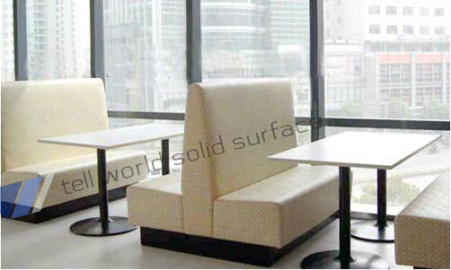 Restaurant tables and chairs design