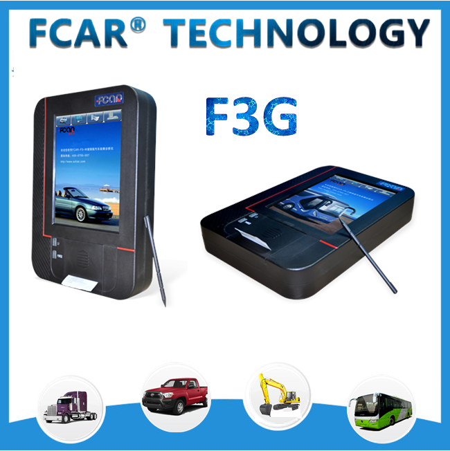 Factory direct selling Fcar F3-G car and trucks auto diagnostic tools, all passenger and commercial vehicles