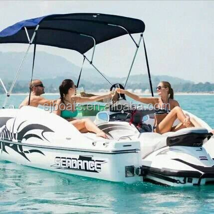 Ce Approved Customized Jet Boat Match With Seadoo Jet Ski For Sale ...