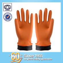 cut resistant work hand protective industrial latex gloves