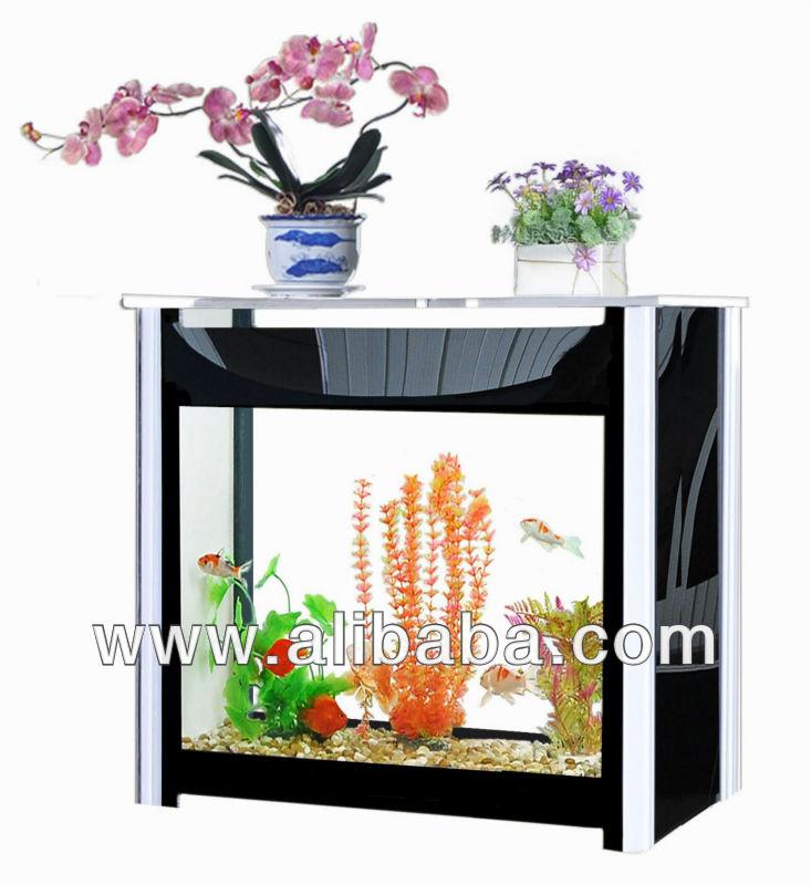 Designer Minimal Maintenance Acrylic Aquarium