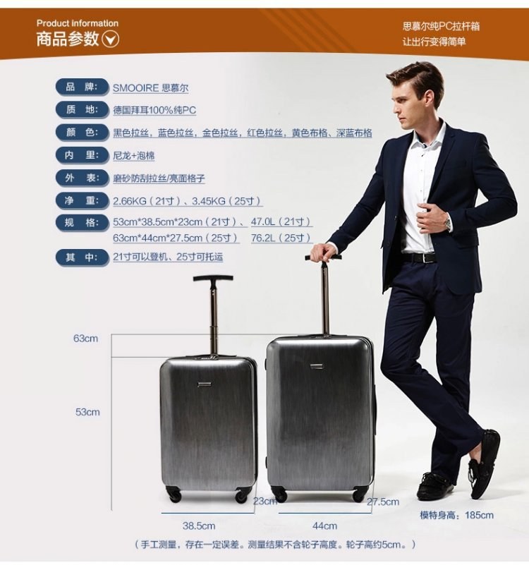 21 Inch Carry On Luggage | Luggage And Suitcases
