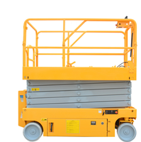 Factory sale self Cheap Price Indoor Outdoor Mobile Elevated Self Propelled Small Electric Scissor Lift Mobile Scissor Lift