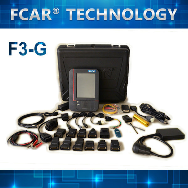 Diagnostic Master Scanner Tools FCAR F3 G scan tool