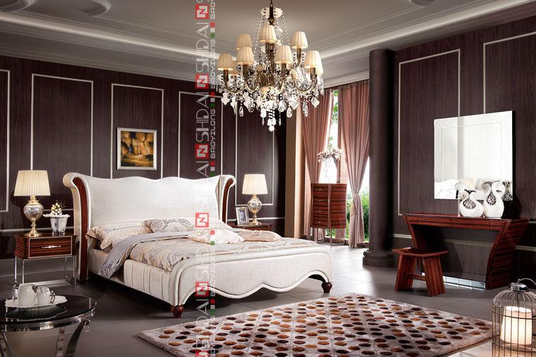 B9025 classique chambre à coucher / italien chambre ensembles de ...