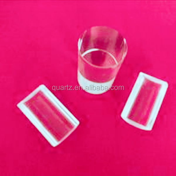 99.9999% fused quartz glass rod