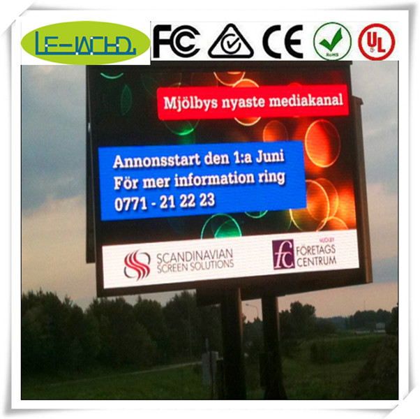 tv mobile screens display indoor p4 led