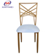 2018 wholesale gold metal sillas chiavari chair for sales