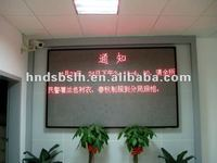 energy saving and high definition with good quality led board