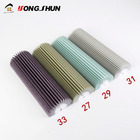 Good price light filtering window polyester honeycomb cellular shade fabric