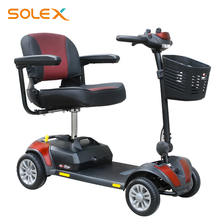 Attrezzature Mediche China UK Controller PG Handicap Enjoycare 4 Ruote Elettrico Mobility Scooter
