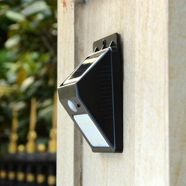 Ip44 Waterproof Outdoor Motion Sensor Light Led Solar Garden Lamp ...