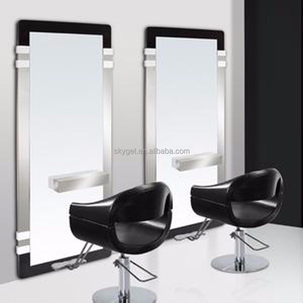 peluquera espejos estaciones espejo con luz led