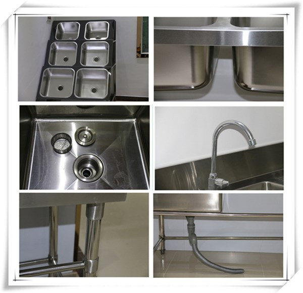 Perfect Used Trough All Name Kitchen Material Stainless Steel Kitchenware Restaurant  Sink