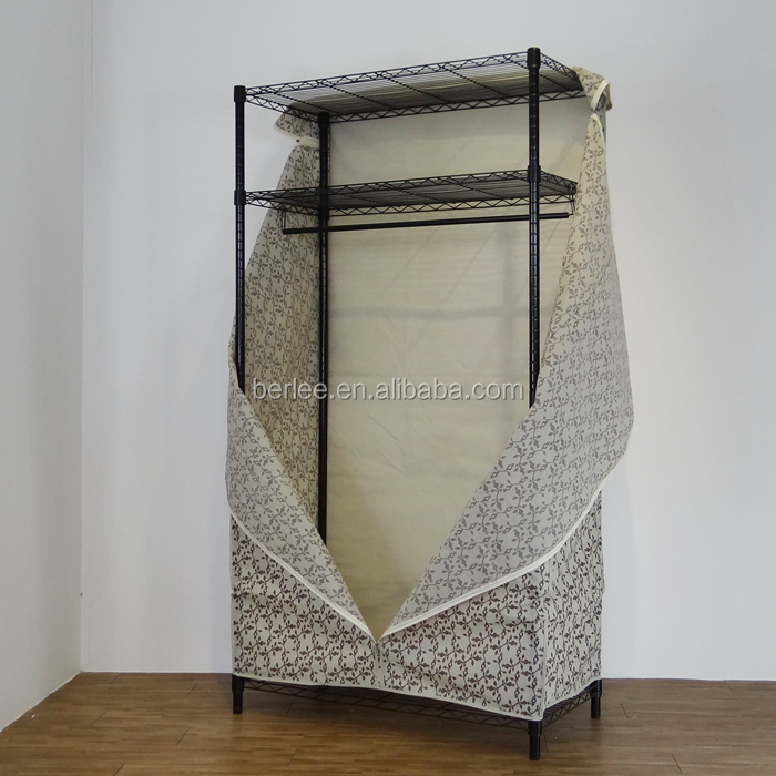 Groovy Closet Organizer Wire Shelving With Fabric Cover Buy Fabric Wardrobe Closet Organizer Fabric Cover Rack Product On Alibaba Com Download Free Architecture Designs Embacsunscenecom
