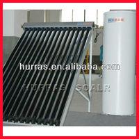 No Pressure Solar Water Heater